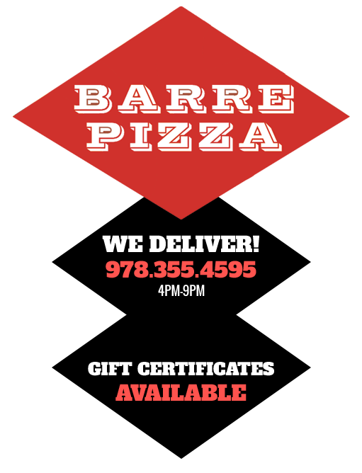 Barre Pizza